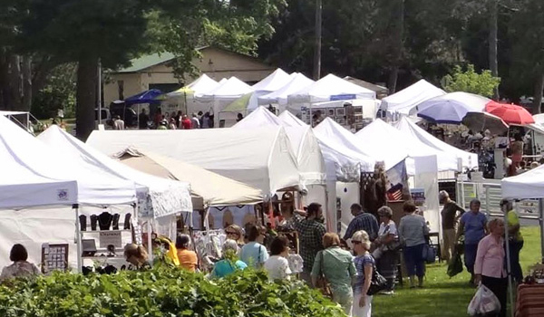 shaker craft fair